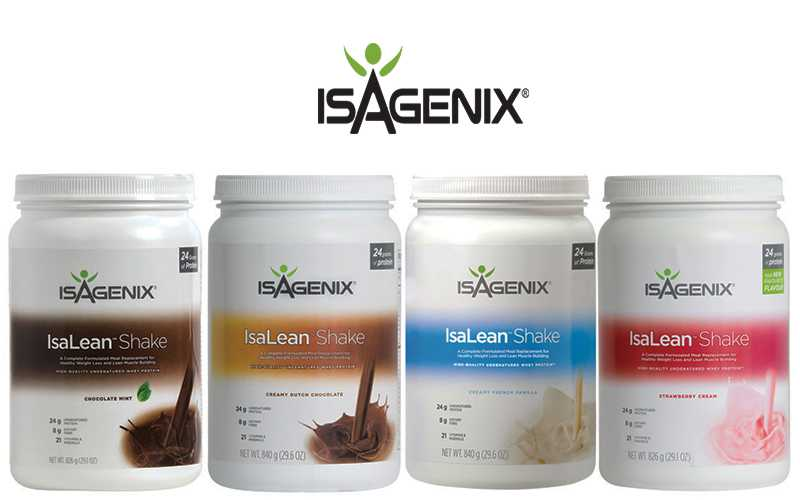 Isagenix Weight Loss Shakes